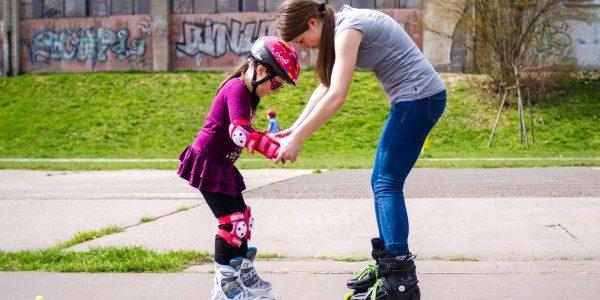 InlineAcademy – Začíname korčuľovať s detičkami