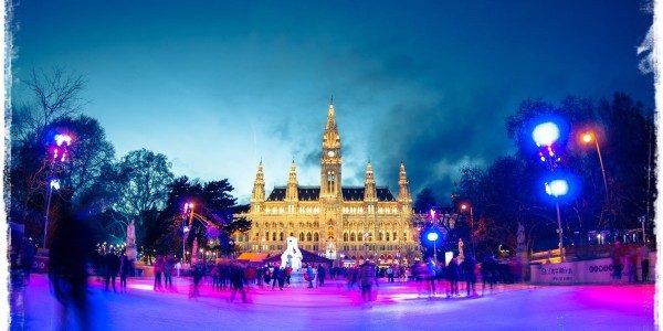 Nezabudnuteľné ľadové korčuľovanie vo Viedni